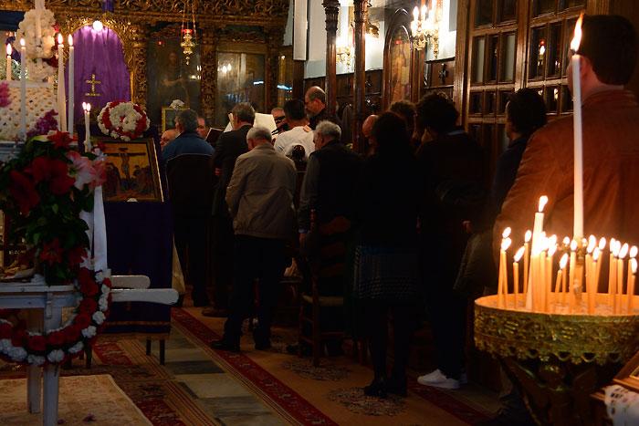 Good Friday on ithaca greece - Greek Orthodox Easter 2016