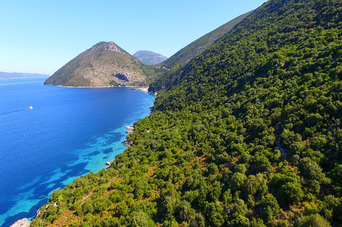 Land 6 - Land for Sale in Greece  Ithaca Greece Real Estate